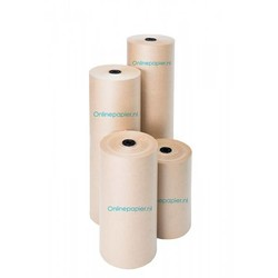 Kraftpapier rol 70cm x 350m, 70 gr/m2
