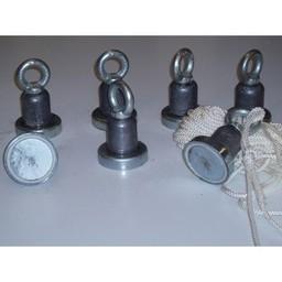 Magneten Magneet 160 KG met 25 meter touw wisselmagneet