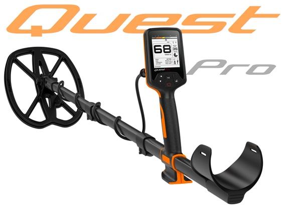 Quest Pro Quest Pro Onderwater Detector
