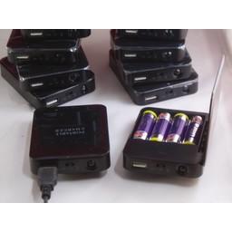 XP Schotel Noodlader XP Deus Plus uitvoering 4 x 1,5 volt pen- Metaaldetector