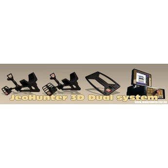 JEO HUNTER JEOHUNTER 3D Dual  Diepzoeker tot 12 meter diep