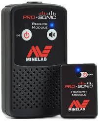 Minelab Pro-Sonic voor draadloze hoofdtelefoon,s
