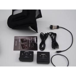 Garrett Z-lynk draadloze modules voor Garrett AT Pro hoofdtelefoons
