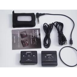 Garrett Z-lynk draadloze modules voor uw hoofdtelefoon