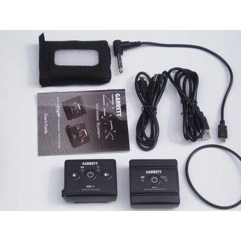 Garrett Z-Lynk Draadloos systeem van Garrett voor hoofdtelefoons Detector