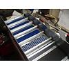 Sluicebox Sluisbox  Model voor waterpompen 87x20,5 cm.