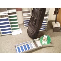 Sluicebox met opberg tas