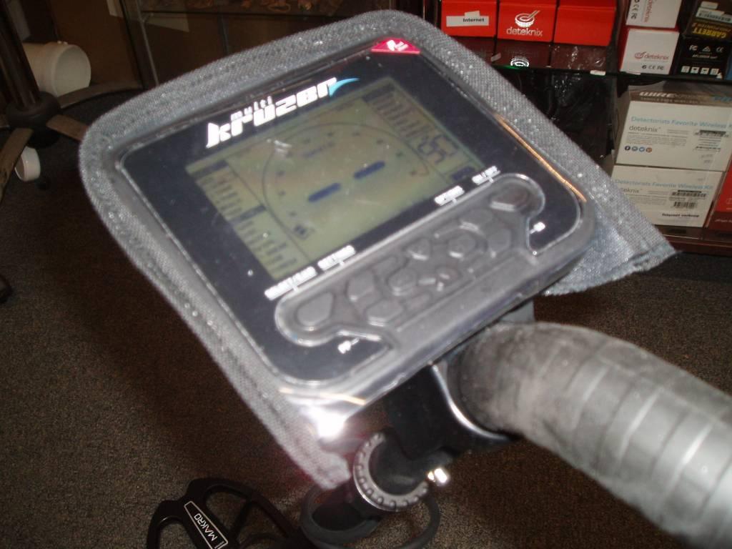 Makro Multi Kruzer  Onderwater Detector