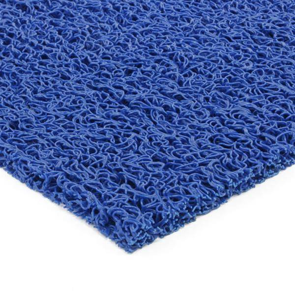 Sluice Box Mat Sluice Box Moss Riffel Carpet Mat blauw.