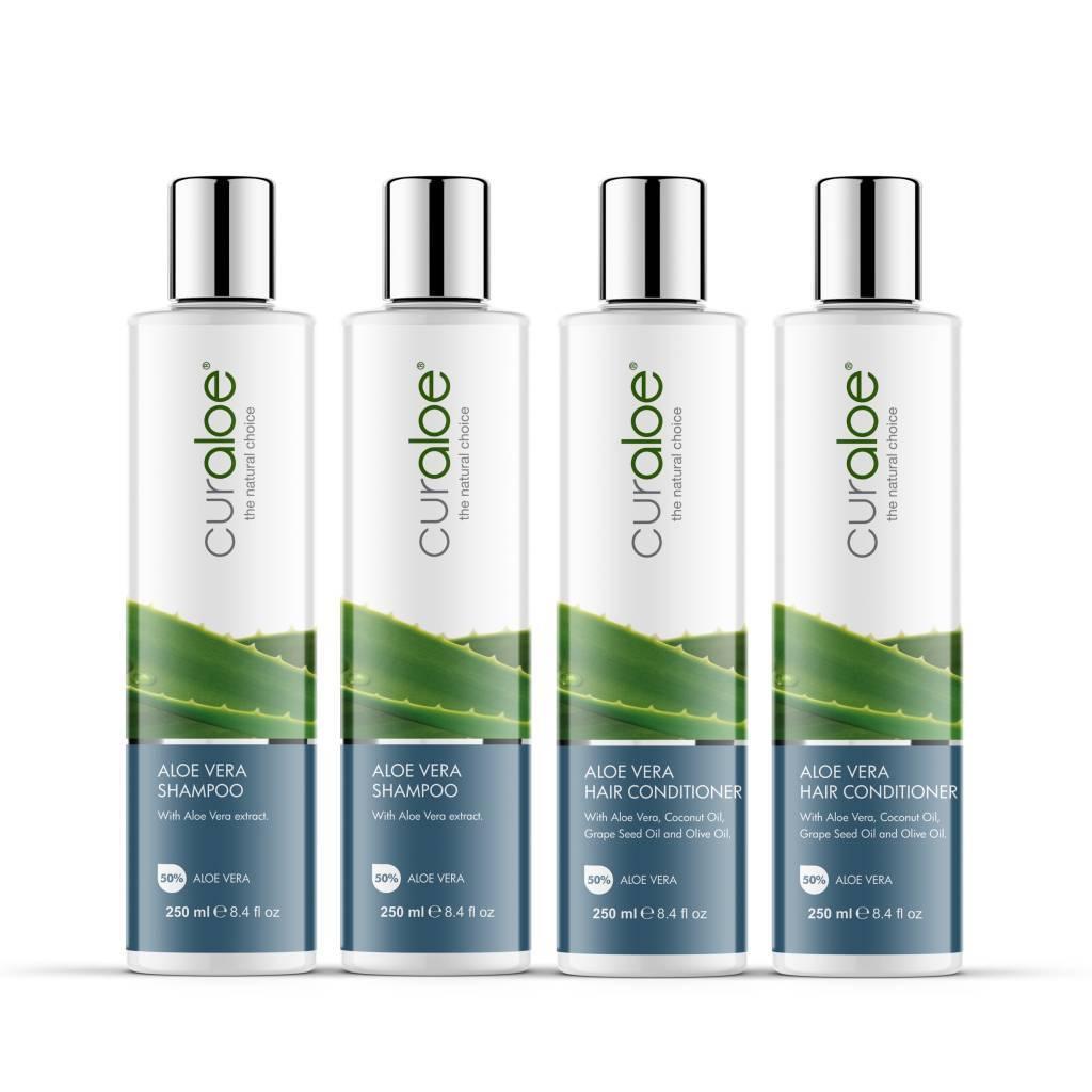 curaloe organic aloe vera shampoo conditioner curaloe deutschland the natural choice. Black Bedroom Furniture Sets. Home Design Ideas