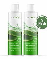 Curaloe Reines Aloe Vera Gesundheitssaft 2 Stück Curaloe®