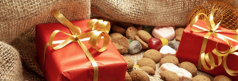 De tas van Sinterklaas