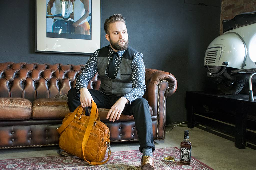 Burkely SEATTLE Cognac