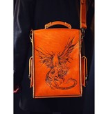 Dominator Bags PYROGRAPHIED CHIMERAS №1