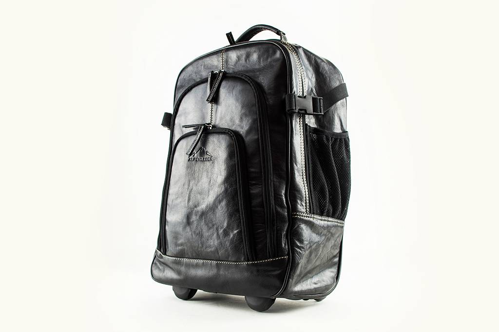 Alpenleder AUTHENTIC Black