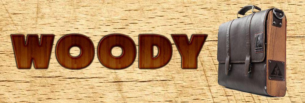 Urban Bozz en Orange Fire present Woody: hout en leer in perfecte harmonie