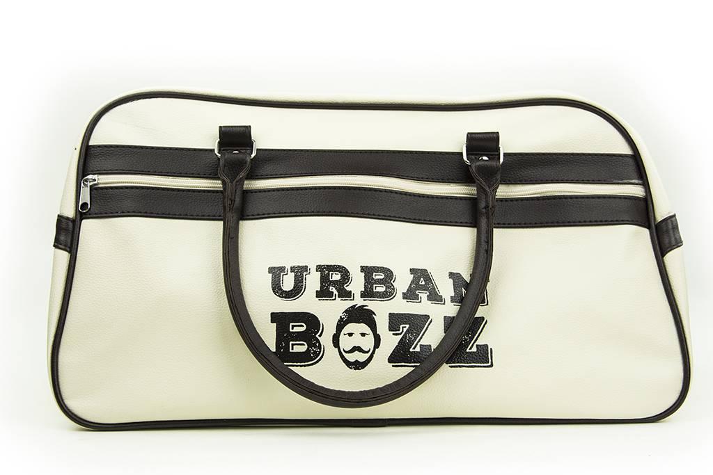 Urban Bozz Retro jaren 70 sporttas Strike