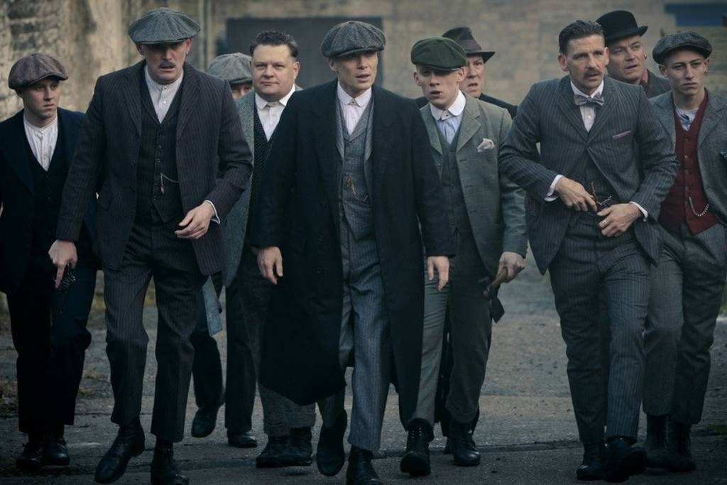 Shelby Brothers collection by Orange Fire Peaky Blinders - Seizoen 1 DVD