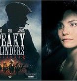 Shelby Brothers collection by Orange Fire Peaky Blinders - Seizoen 2 Dvd