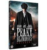 Shelby Brothers collection by Orange Fire Peaky Blinders - Seizoen 1,2,3,4 DVD + cap