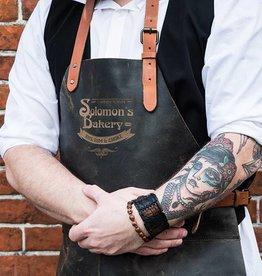 Shelby Brothers collection by Orange Fire SOLOMON'S BAKERY Apron Antra