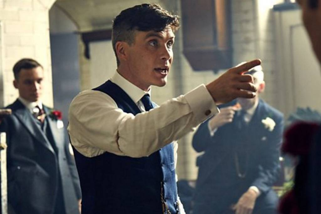 Shelby Brothers collection by Orange Fire Peaky Blinders - Seizoen 4 DVD