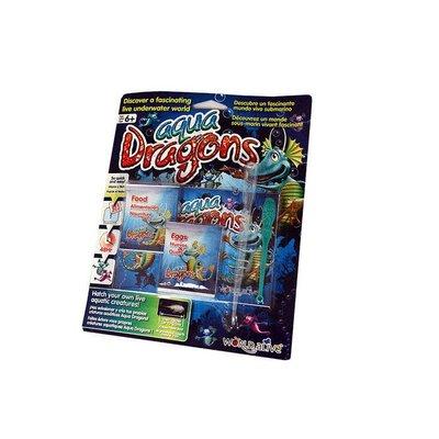 Aqua Dragons - Sea Monkeys - Blister