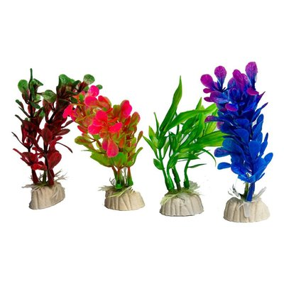 Artificial flowers arrangement stay