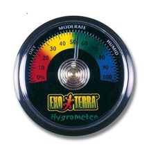 Exo Terra Hygrometer analog