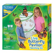 Butterfly Pavilion kit