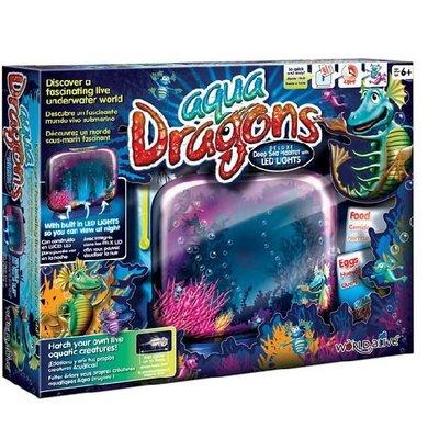 Aqua Dragons - Sea Monkeys Aquarium - Copy