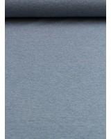 jersey knit heather blue