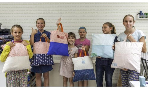 Kinder- en jongerenworkshop
