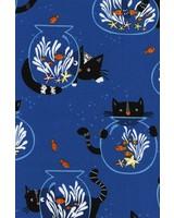 cats and fishbowls