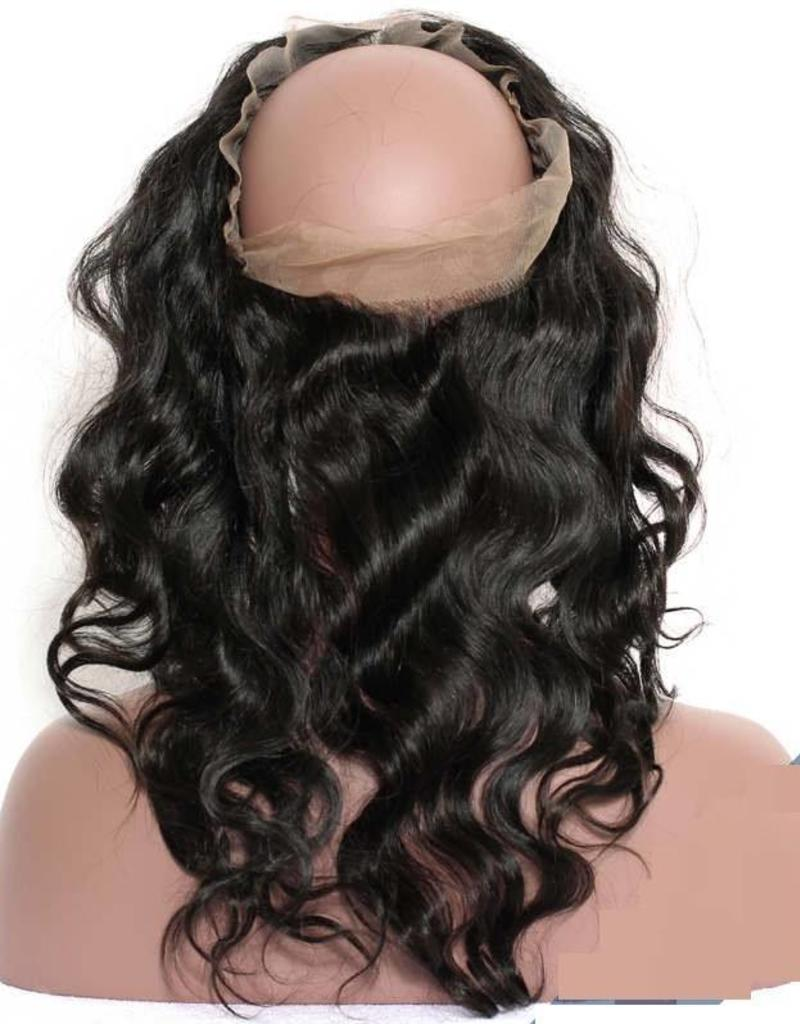 Body Wave 360 Lace Frontal