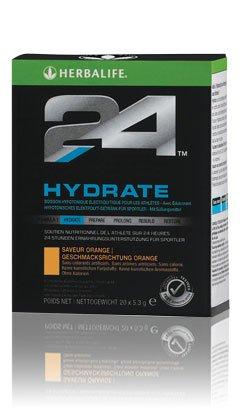 Herbalife 24 - Hydrate - Geschmacksrichtung Orange