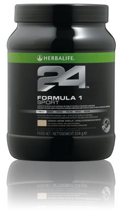 Herbalife 24 - Formula 1 Sport - Vanillecremegeschmack