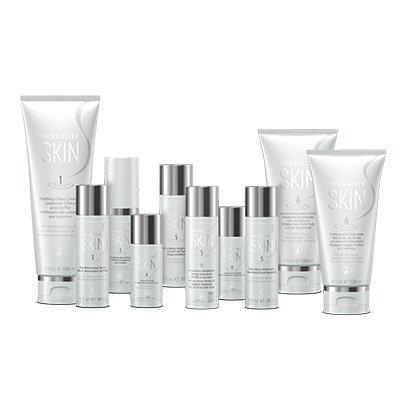 Herbalife SKIN - Hautpflegeset Ultimate | normale bis fettige Haut