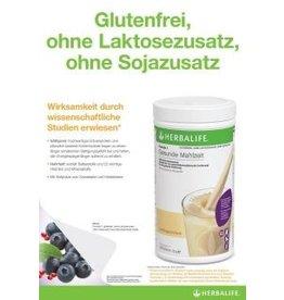Herbalife Formula 1 Shake - Vanille - Free From
