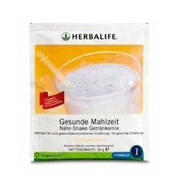 Herbalife Formula 1 Shake - Vanille - Portionspackung