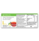 Herbalife Koffeinhaltiges Instantgetränk mit Tee-Extrakten - Zitrone