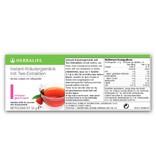 Herbalife Koffeinhaltiges Instantgetränk mit Tee-Extrakten - Himbeere