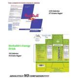 Energy-Drink mit Vitaminen - Zitrone-Limonegeschmack - Herbalife Liftoff ®