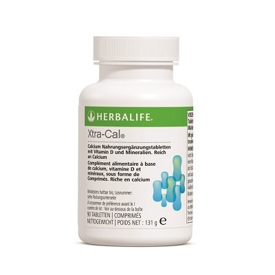Herbalife Xtra-Cal ® - gegen Calcium-Mangel mit Vitamin D