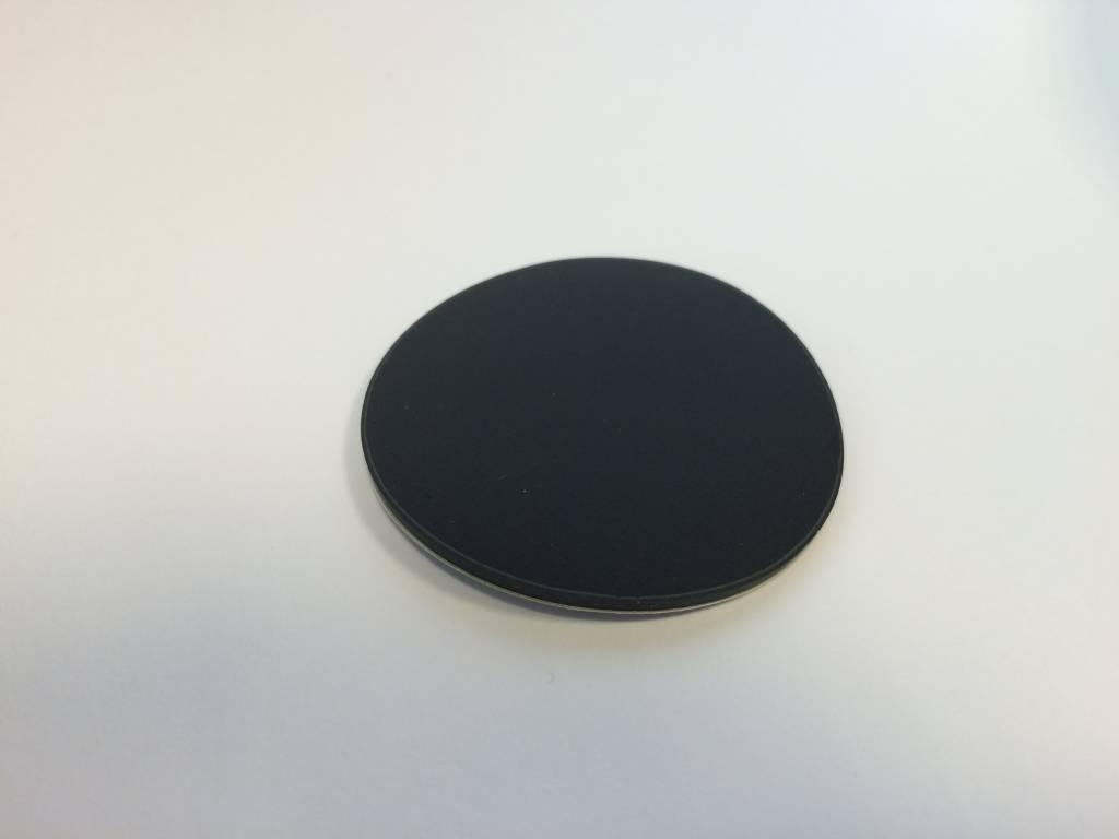 First Class rubber plak pad voor vaste buisvoet (4 stuks)