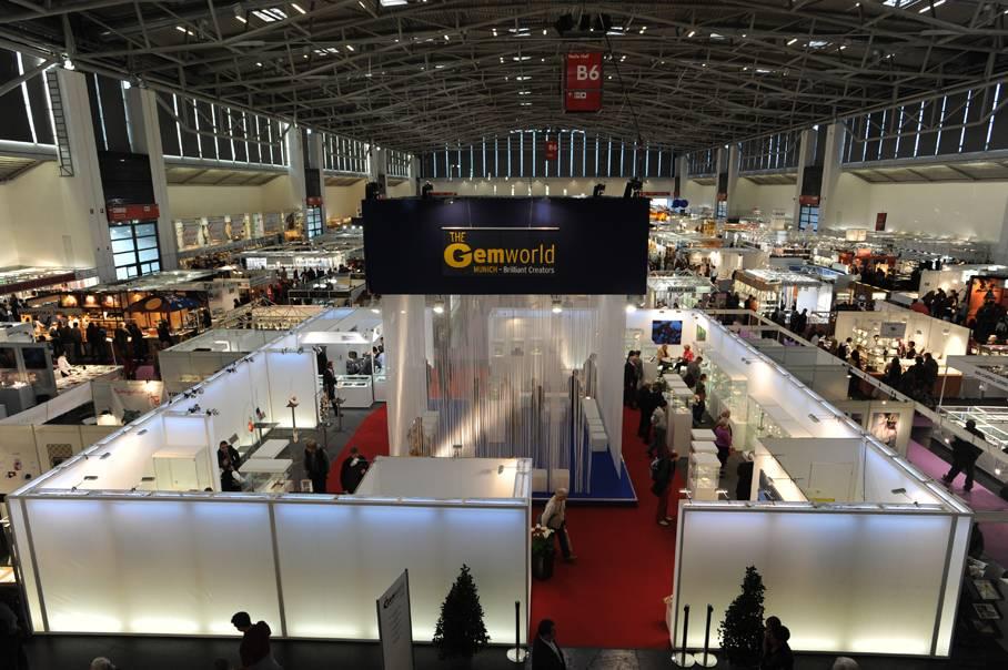Gemworld München 2015