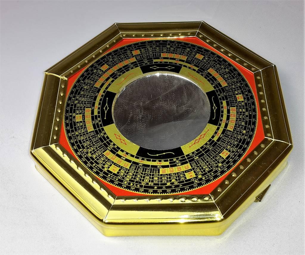 bagua spiegel 200 x 200 kanyu. Black Bedroom Furniture Sets. Home Design Ideas