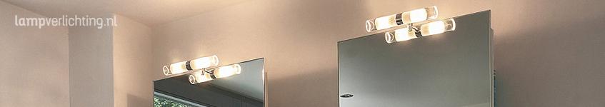 Badkamerverlichting en Badkamerlampen online kopen - LampVerlichting.nl
