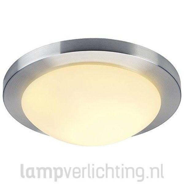 Plafondlamp Rond Glas 32 cm