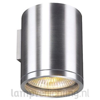 Wand Buitenlamp Downlight Koker